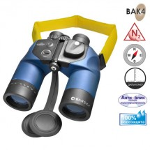 Обзор бинокля Barska Deep Sea 7X50 WP Digital Compass